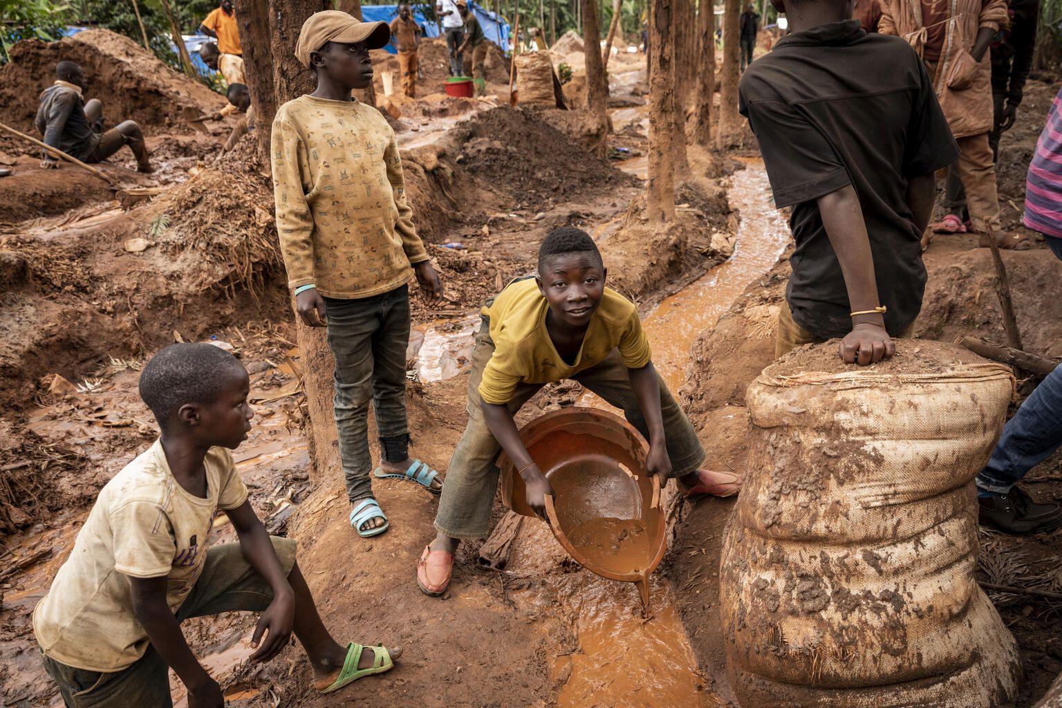 Die Zahl der Kinderarbeit steigt auf 160 Millionen