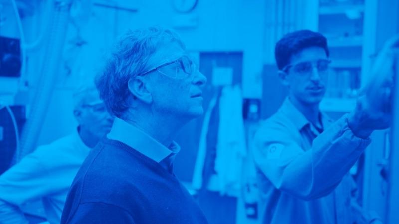 Bill Gates und EU-Kommission fördern klimaschonende Technik
