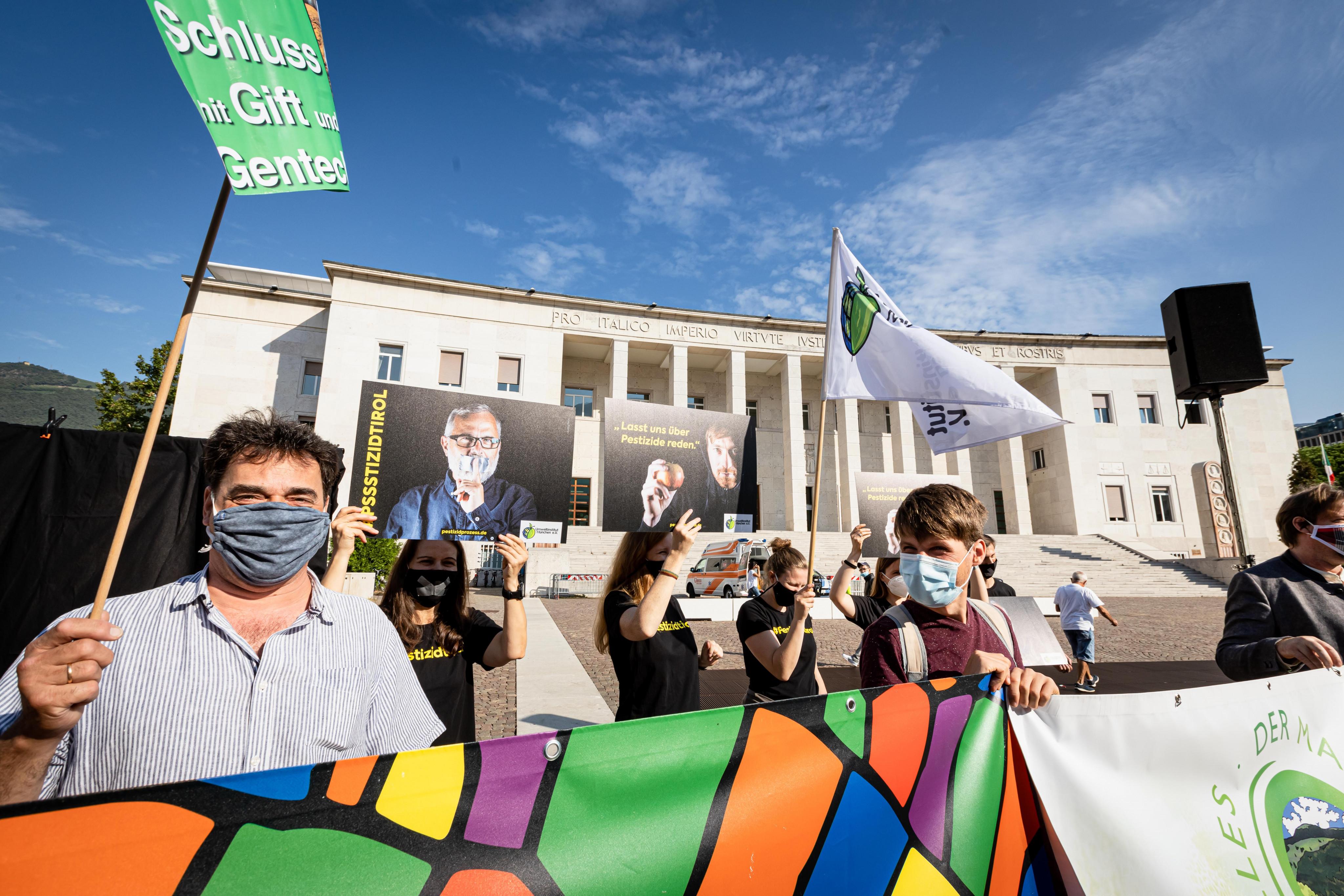 Pestizidprozess: Trotz zurückgezogenen 1374 Anzeigen noch kein Ende