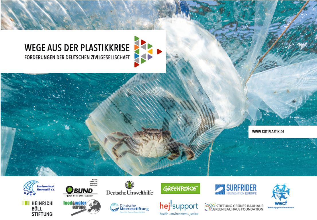 Müll: Kunststoff-Firmen sollen Plastiksteuer zahlen