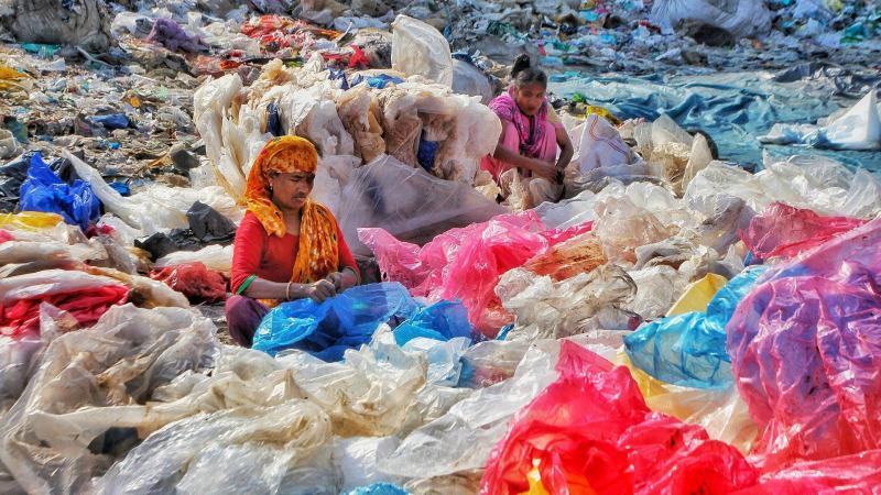 Wo unser Müll wieder auftaucht