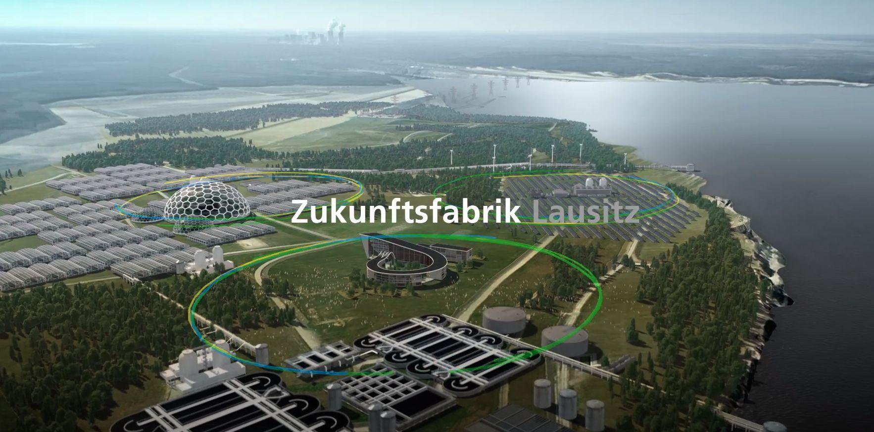 Zukunftsfabrik Lausitz – eine Vision für die gesamte Region