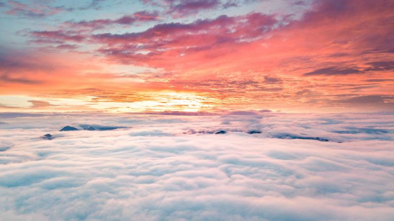 Wolken verstärken Erwärmung der Erde
