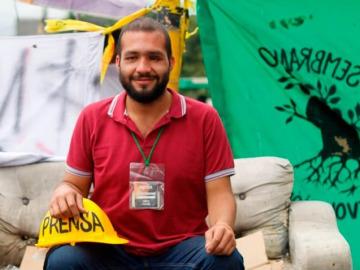 Esteban Mosquera Colombia Informa