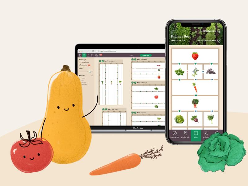 App macht das Gärtnern leicht
