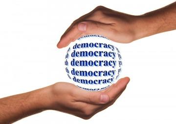 demokratie protection geralt pixabay