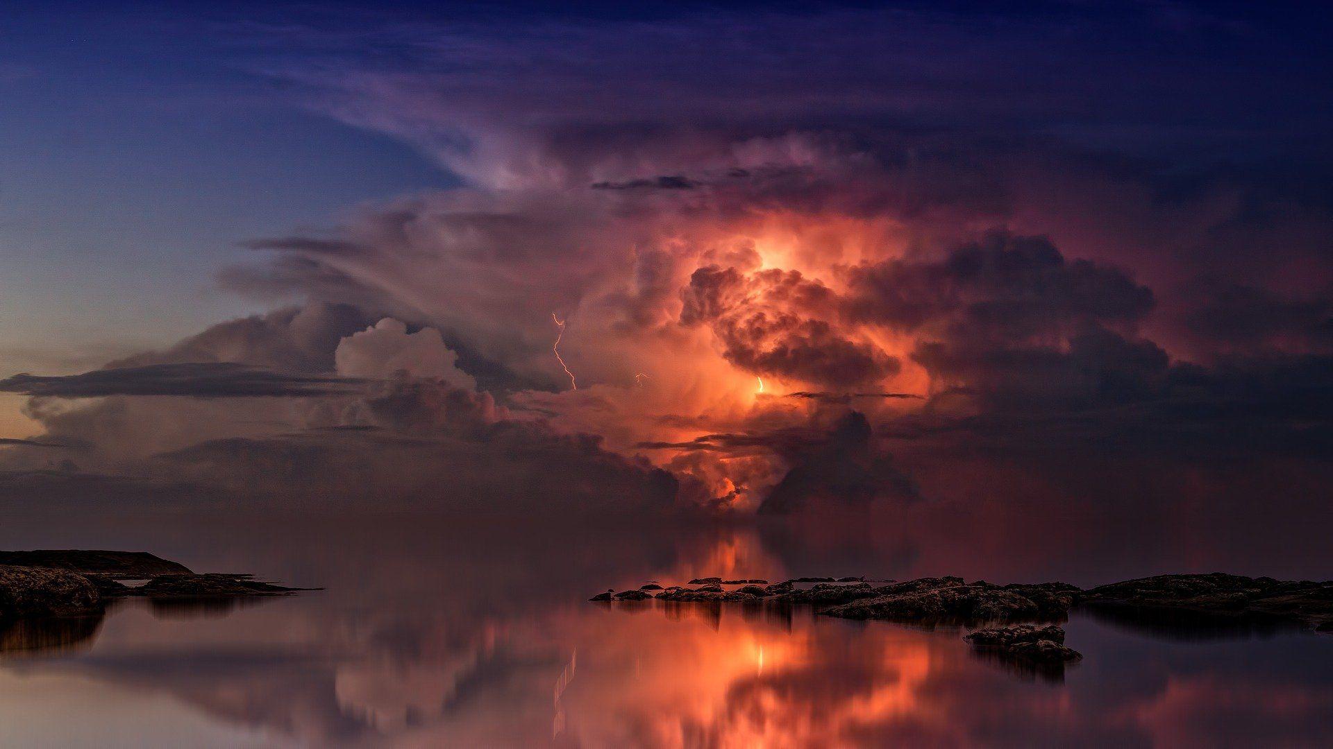 Welt-Wetterorganisation: Spuren der Verwüstung