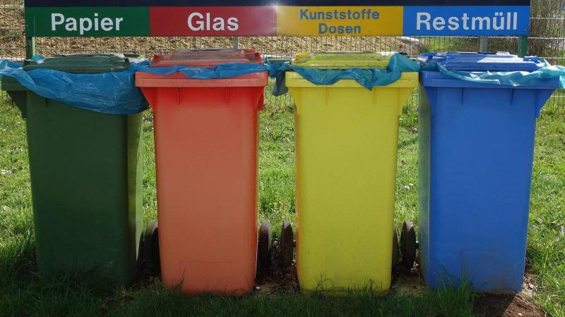 Mülltrennung – aber richtig!