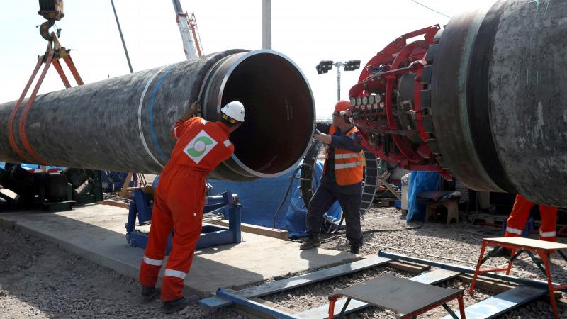 """Nord Stream 2 droht """"Dinosaurier""""-Dasein"""