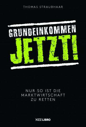 Pressecover Print Straubhaar Grundeinkommen 1