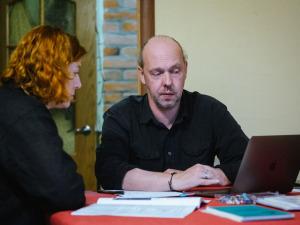Vladimir Slivyak livelihood