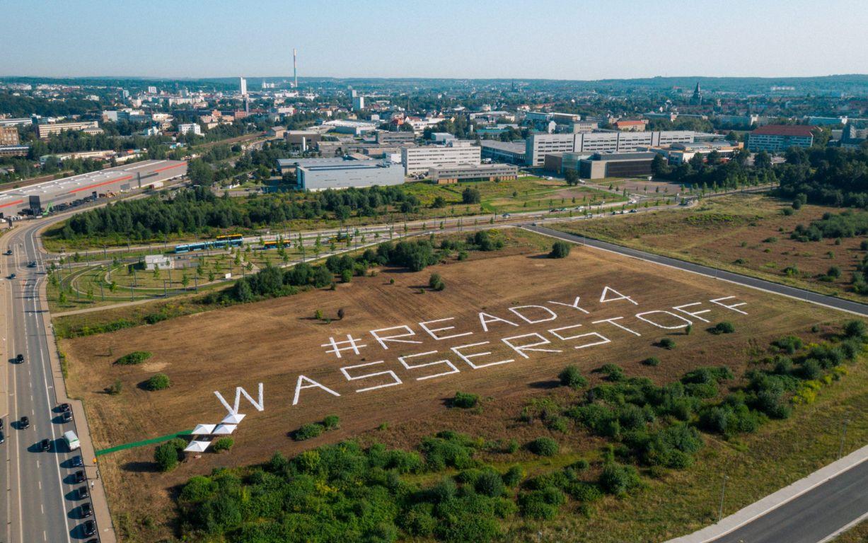 Chemnitz wird nationalesWasserstofftechnologiezentrum
