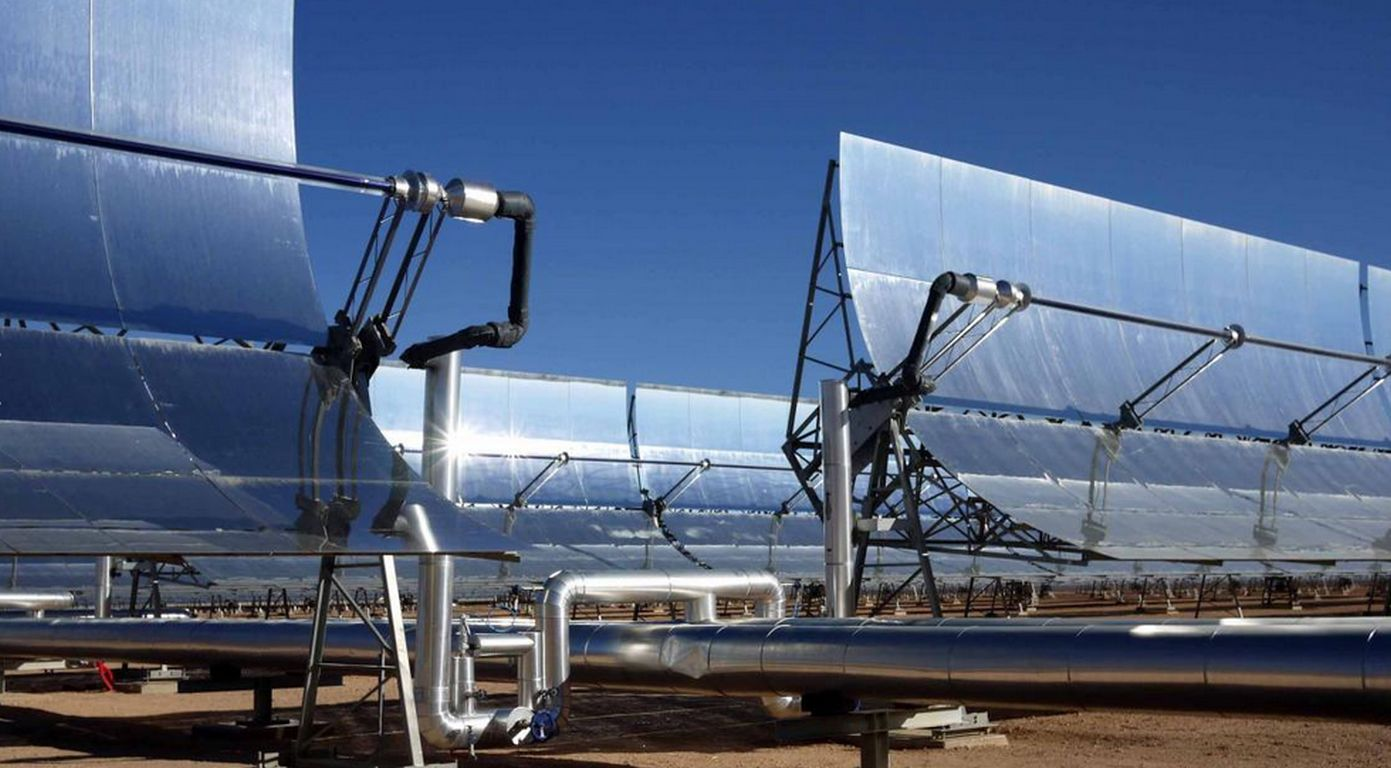 Wasserstoffproduktion in MArokko Boellstiftung