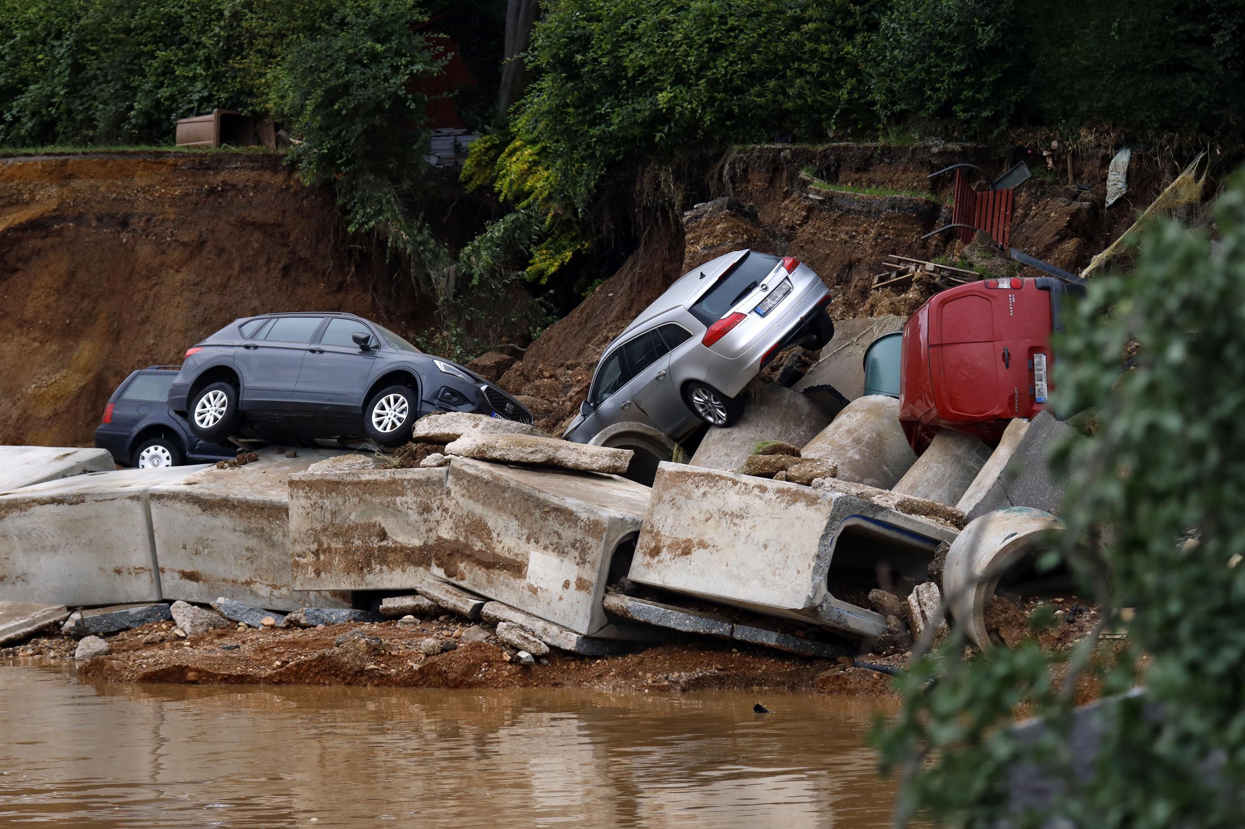 Immer mehr Katastrophen, aber weniger Tote