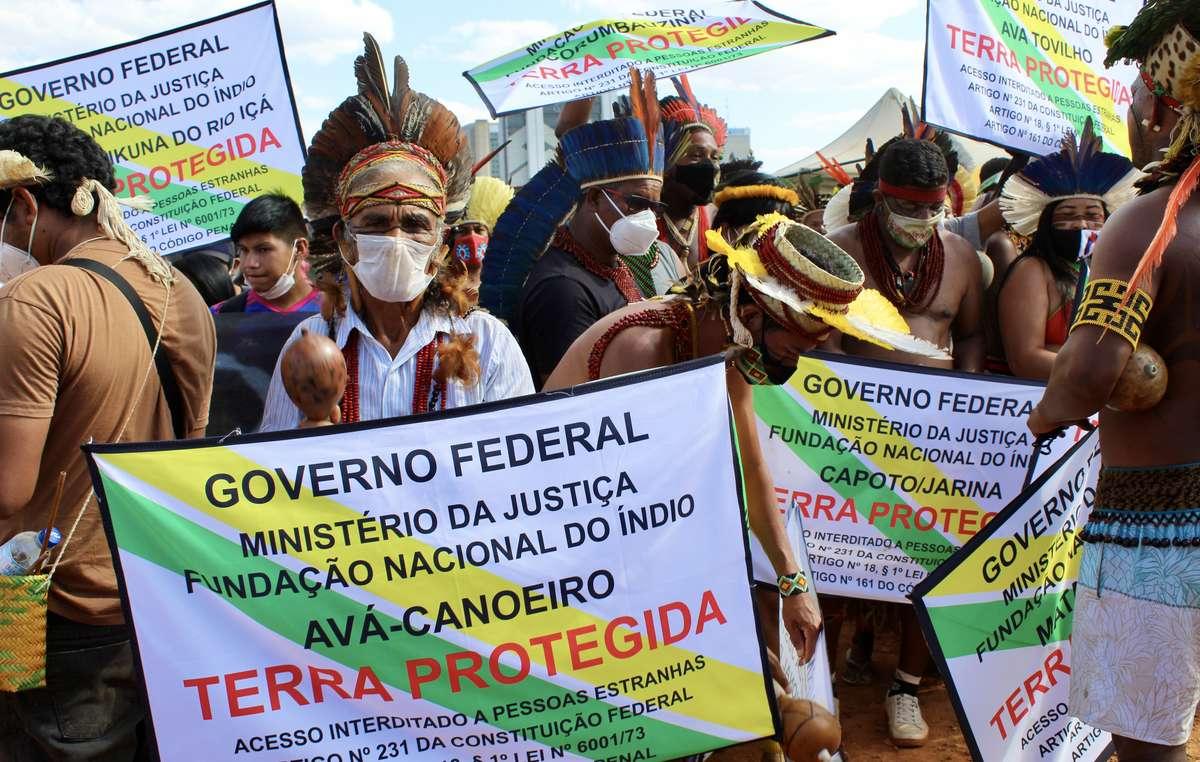 Brasilien: Entscheidung zu Landrechten von Indigenen