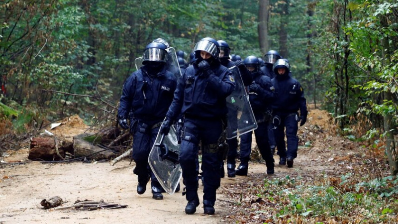 Urteil zum Hambacher Forst: Von wegen Brandschutz