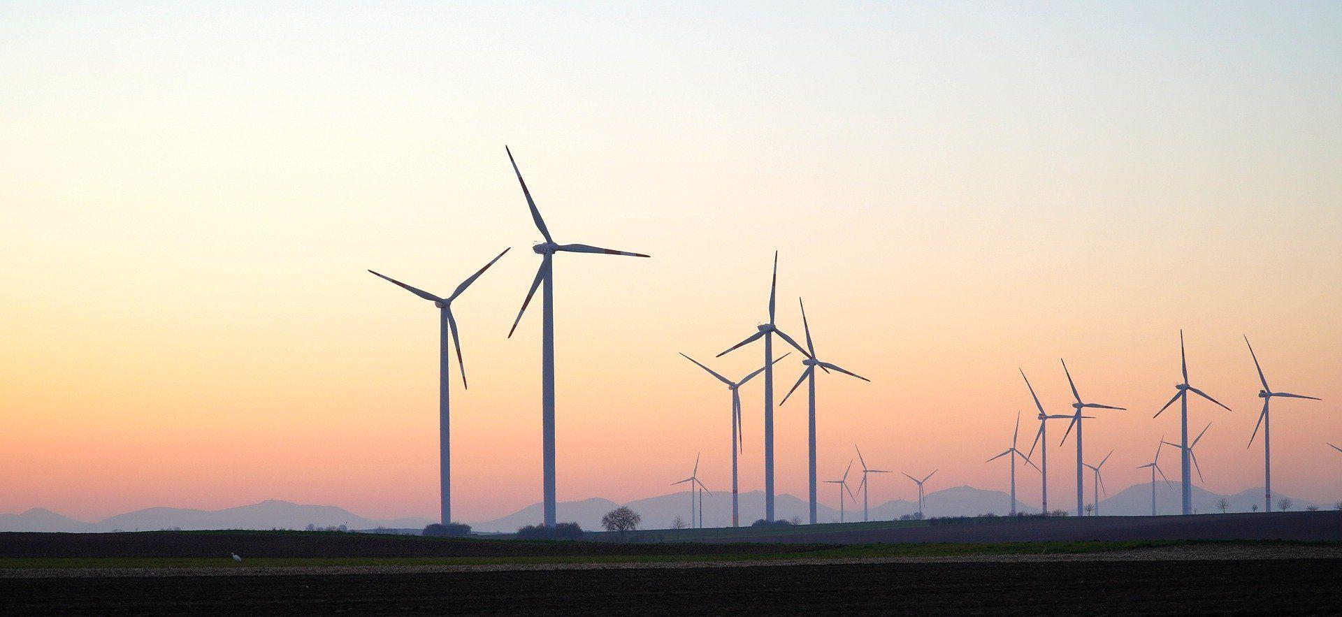 Flauer Wind verschlechtert Ökostrom-Bilanz