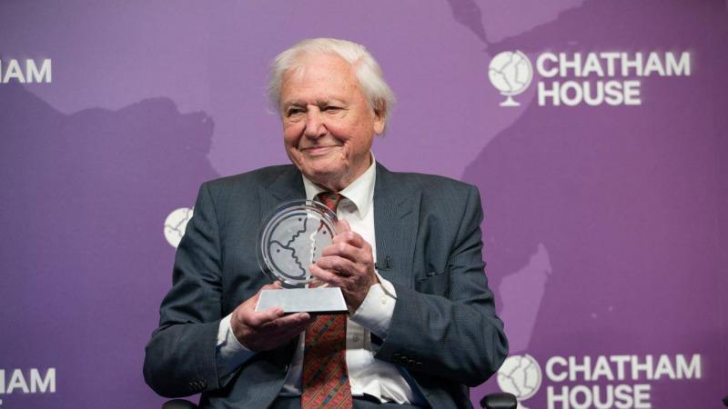 Lifetime Award für Sir David Attenborough