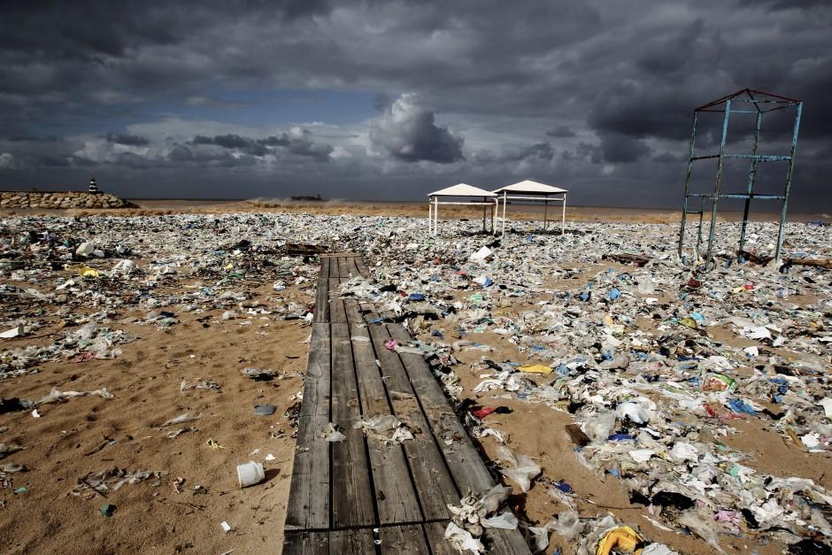 Rund 3760 Tonnen Plastik auf dem Mittelmeer