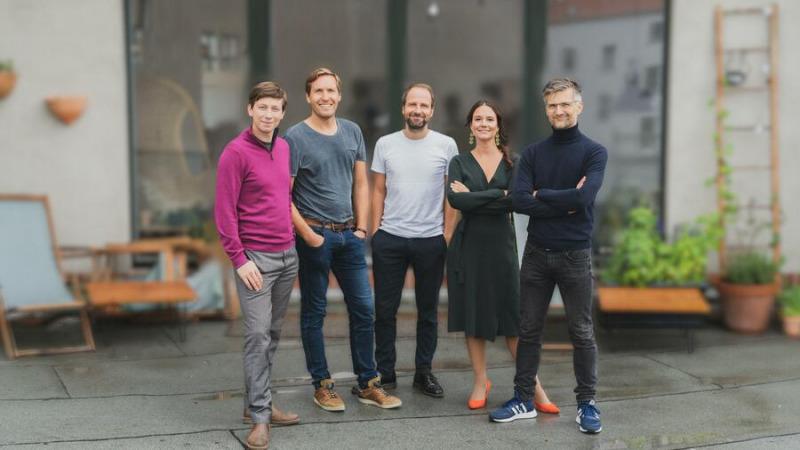350 Millionen Euro für nachhaltige Start-ups