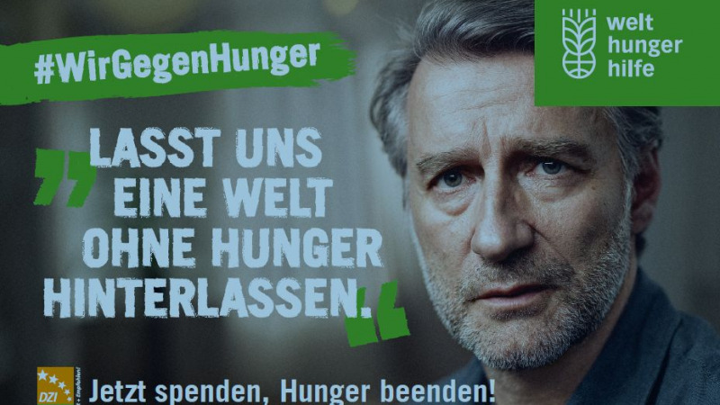 Hunger wird gemacht